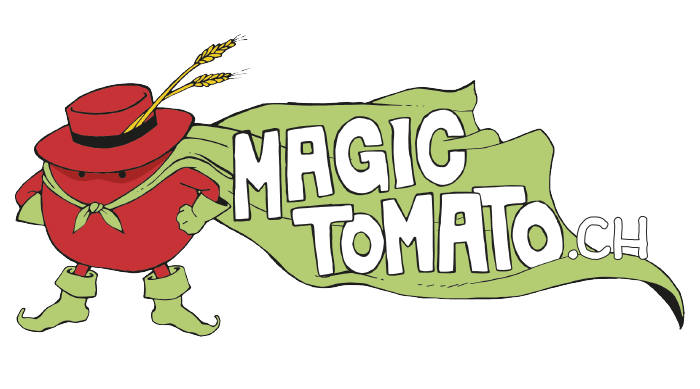 Magic Tomato logo